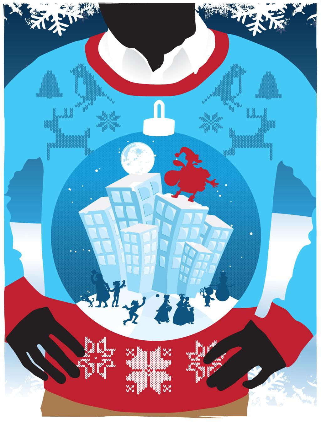 Every Christmas Story Ever Told – Cincinnati Shakespeare Company