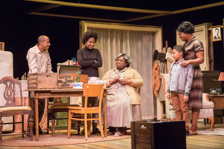 A Raisin In The Sun Cincinnati Shakespeare Company